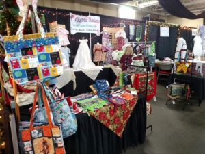 Expo show booth